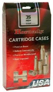 .35 Remington Hornady Cases 50/bx