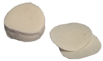.32/.36 Caliber Dry Shooting Patches 100ct