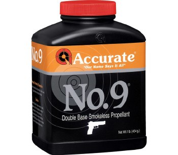 No. 9 1lb - Accurate Powder