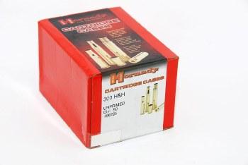 .300 H&H Mag. Hornady Cases