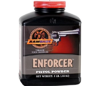 Ramshot Powder - Enforcer 1lb
