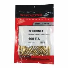 .22 Hornet - Winchester Brass