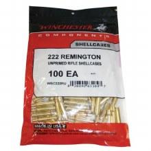 .222Remington - Winchester Brass