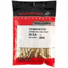 .270 Winchester - Winchester Brass