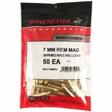 7mm Remington Mag - Winchester Brass