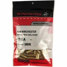 .44-40 Winchester - Winchester Brass