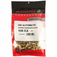 .380 Auto - Winchester Brass