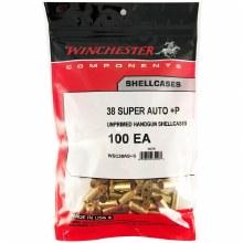 .38 Super Auto+P - Winchester Brass
