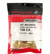 .357 Magnum - Winchester Brass