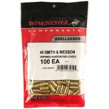 .40 S&W - Winchester Brass