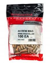 .44 Remington Magnum - Winchester Brass
