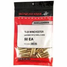 .32-20 Winchester - Winchester Brass
