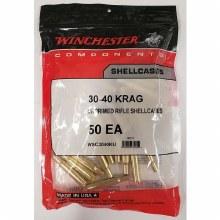 .30-40 Krag - Winchester Brass