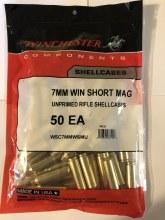7mm WSM - Winchester Brass