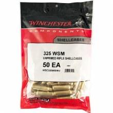 .325 WSM - Winchester Brass