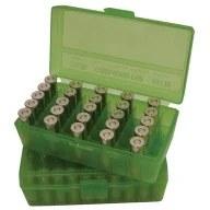 .38/.357 Magnum Ammo Case - MTM 50rd