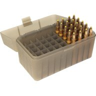 .25-06-270 Win -30-06 - .410 Shotgun Ammo Case - MTM 50rd