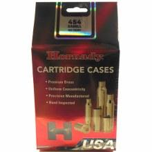 .454 Casull Hornady Cases 100/bx
