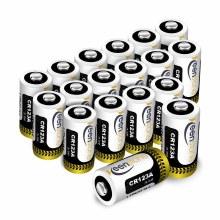 Keenstone Lith. Battery CR123A