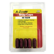 .40 S&W - A-Zoom Snap Caps