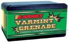 .22 Caliber   30 Grain VG Barnes #30170 50 rd box