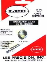 Lee Case Trimmer 38 Spec.