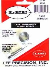 Lee Case Trimmer 357 Magazine
