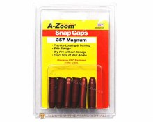 .357 Mag - A-Zoom Snap Caps