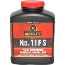 11FS 1lb - Accurate Powder