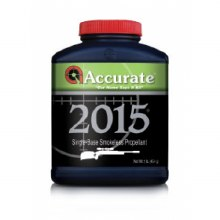 2015 1lb - Accurate Powder