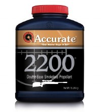 2200 1lb - Accurate Powder