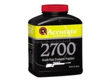 2700 1lb - Accurate Powder