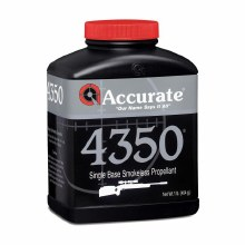4350 1lb - Accurate Powder
