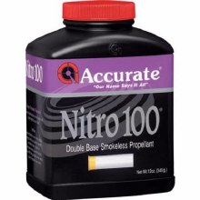 Nitro 100 12oz - Accurate Powder