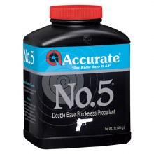 Accurate Powder - No.5 1lb