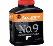 No. 9 1lb - Accurate Powder