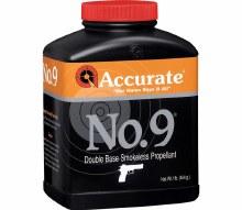 Accurate Powder - No.9 1lb