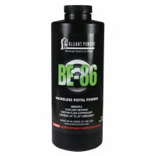 Alliant Powder - BE-86 1lb