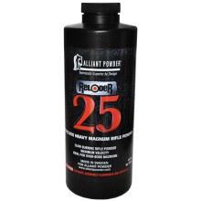 Alliant Powder - Re-25  1lb.