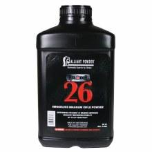 Alliant Powder - Re-26 8lb