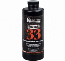Alliant Powder - Re-33 1lb
