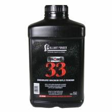 Alliant Powder - Re-33  8lb.