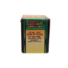 .22 Caliber   50 Grain VG Barnes #30201