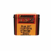 .25 Caliber   115 Grain TSX Barnes #30224