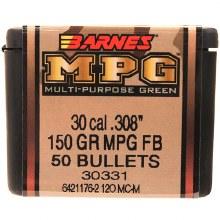 .30 Caliber  150 Grain TSFN Barnes #30334
