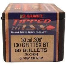 .30 Caliber  130 Grain TTSX Barnes #30364