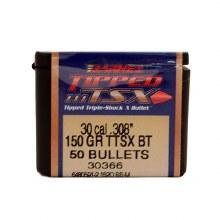 .30 Caliber  150 Grain TTSX Barnes #30366