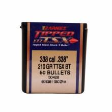 .338 Caliber  210 Grain TTSX Barnes #30428