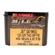 .25 Caliber  125 grain M/LE Barnes #3045