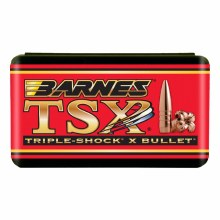 .375 Caliber   350 Grain TSX Barnes #30494
